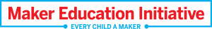 Maker Ed Initiative Primary rectangular logo