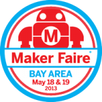 logo BAMF Maker Faire 2013