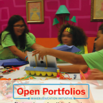 Open Portfolios: The Importance of Portfolios for Makers