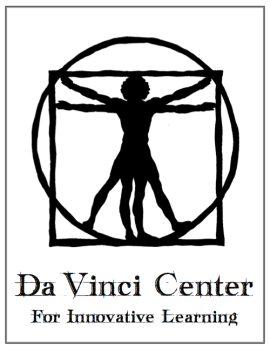 Da vinci center logo