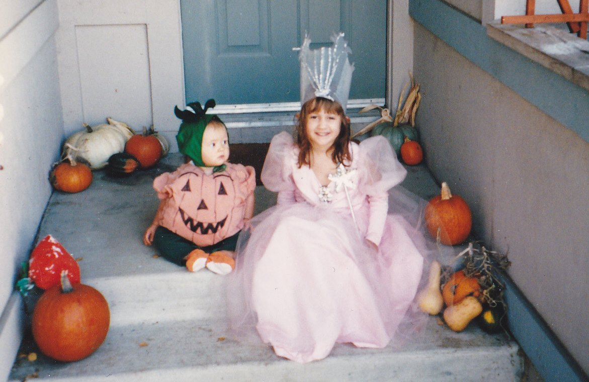 An example of Halloween past