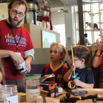 Maker Corps 2015 at MAKESHOP at Children's Museum of Pittsburgh