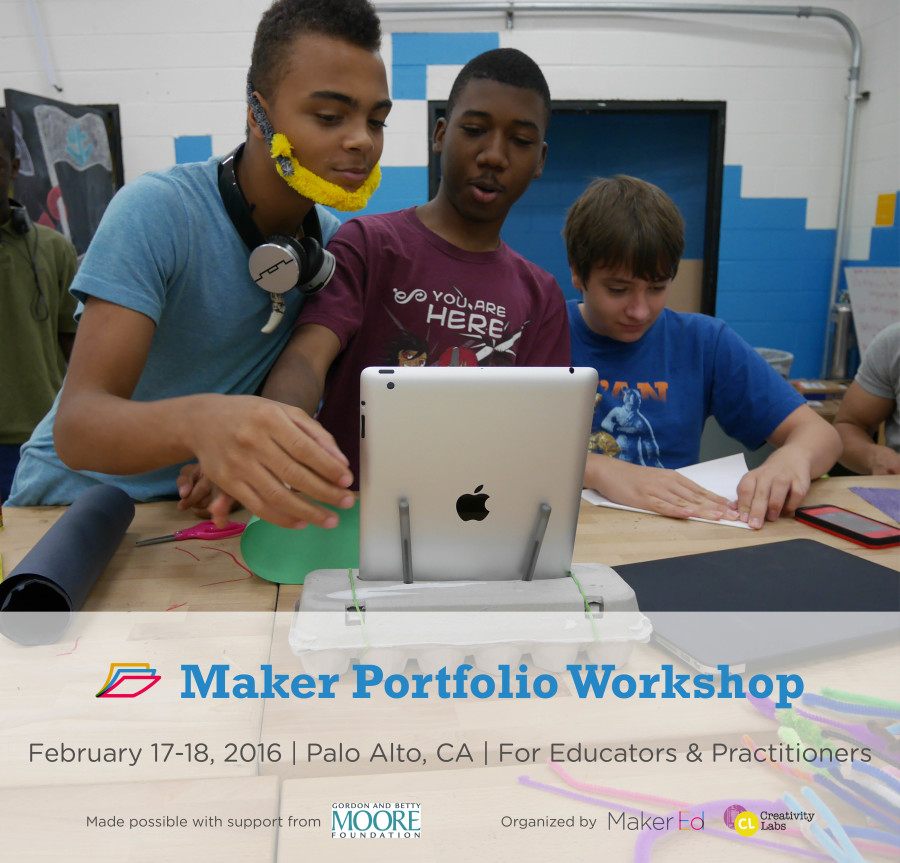 Maker Portfolio Workshop