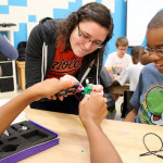 Maker Corps 2016 at Digital Harbor Foundation