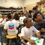 Maker Corps 2016 at Children's Museum of Houston
