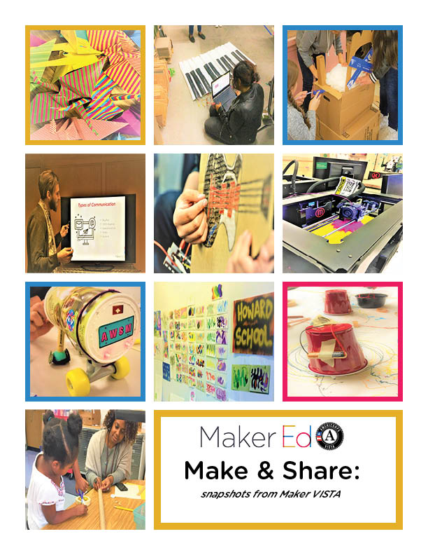 Make & Share, February fv
