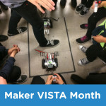Building Capacity and Connections at Bethune Middle School Through Maker VISTA