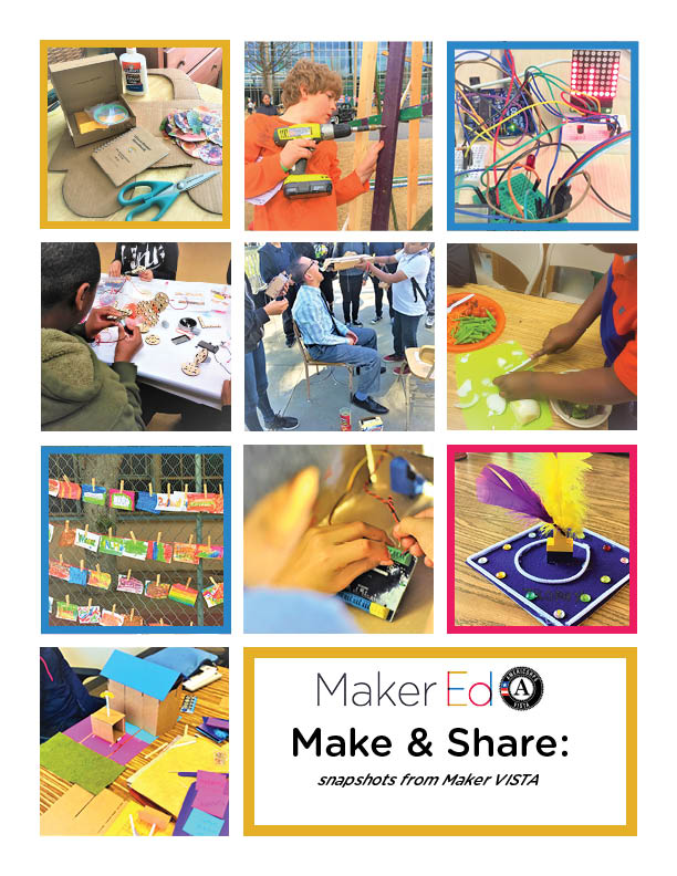 Maker and Share April 2017