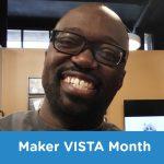 Maker VISTA Champions: Toutoule Ntoya, Ed.D