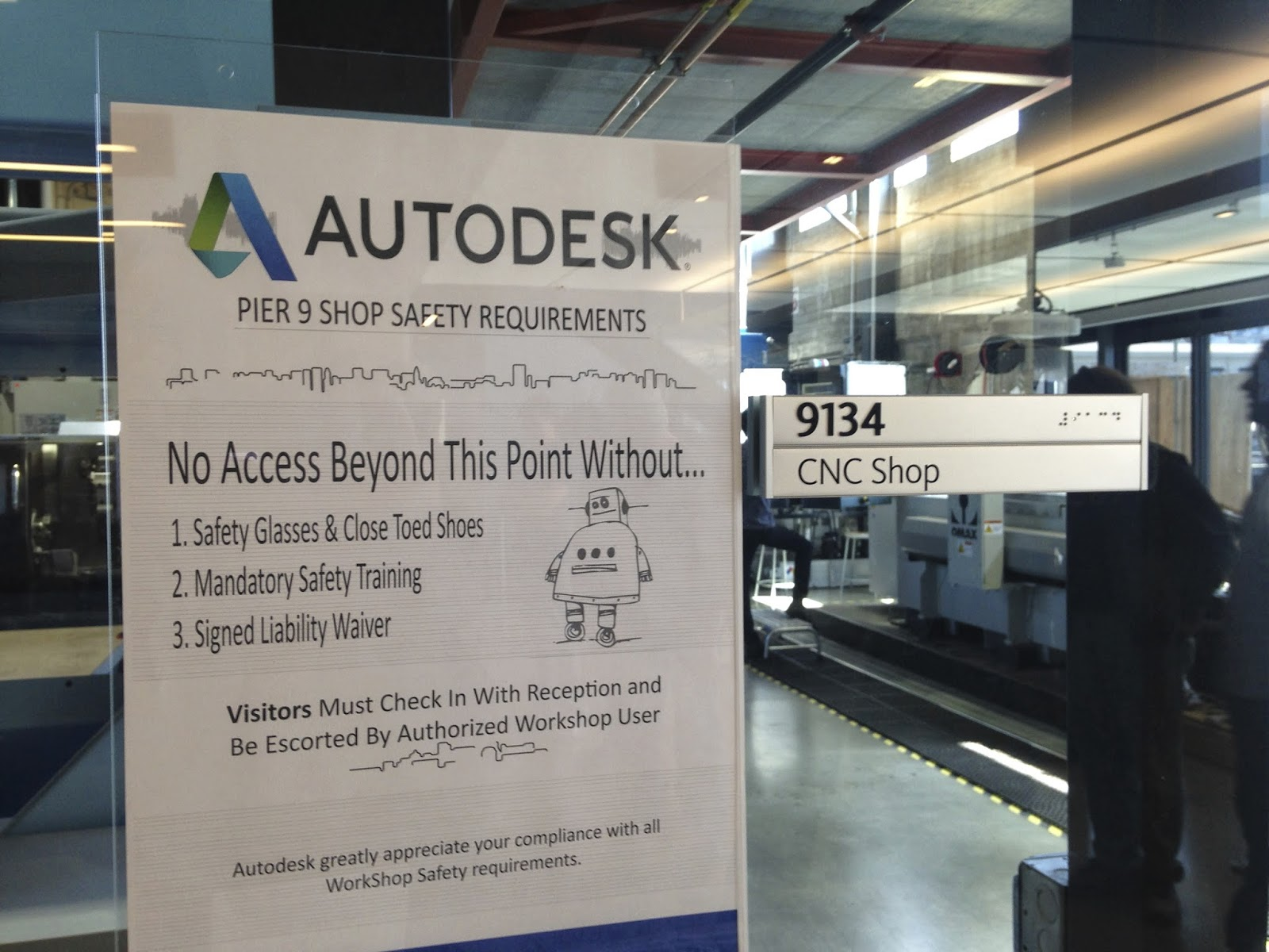 Pier 9 guidelines Autodesk