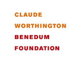 Text: Claude Worthington Benedum Foundation