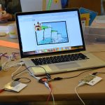 Examining Social Justice Themes through micro:bit and Scratch