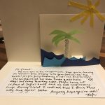 Learning in the Making: Letter Writing & Pop-up Cards